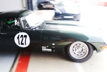 Silverstone Classic 20-22 July 2018At the Home of British Motorsport127 Stefan Ziegler, Jaguar E-TypeFree for editorial use onlyPhoto credit – JEP