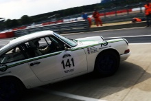 Silverstone Classic 20-22 July 2018At the Home of British Motorsport141 Steve Jones, Porsche 911Free for editorial use onlyPhoto credit – JEP