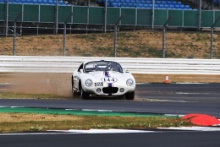 Silverstone Classic 20-22 July 2018At the Home of British Motorsport144 Paul Pochciol/James Hanson, AC CobraFree for editorial use onlyPhoto credit – JEP