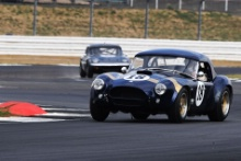 Silverstone Classic 20-22 July 2018At the Home of British Motorsport18 Gregoire Audi, Shelby Cobra Free for editorial use onlyPhoto credit – JEP