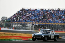 Silverstone Classic 20-22 July 2018At the Home of British Motorsport191 Roderick Smith, MGBFree for editorial use onlyPhoto credit – JEP