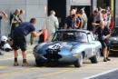 Silverstone Classic 20-22 July 2018At the Home of British Motorsport25 John Burton, Jaguar E-TypeFree for editorial use onlyPhoto credit – JEP