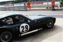 Silverstone Classic 20-22 July 2018At the Home of British Motorsport29 Keith Ahlers/James Billy Bellinger,Morgan Plus 4 SLRFree for editorial use onlyPhoto credit – JEP