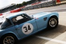 Silverstone Classic 20-22 July 2018At the Home of British Motorsport34 Karl Wetherell, Triumph TR4Free for editorial use onlyPhoto credit – JEP