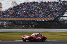 Silverstone Classic 20-22 July 2018At the Home of British Motorsport52 Ron Maydon, Ginetta G4RFree for editorial use onlyPhoto credit – JEP