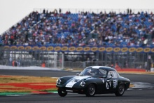 Silverstone Classic 20-22 July 2018At the Home of British Motorsport681 Marc Gordon/NickFinburgh, Lotus EliteFree for editorial use onlyPhoto credit – JEP