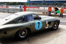 Silverstone Classic 20-22 July 2018At the Home of British Motorsport7 Wolfgang Friedrichs, Aston Martin DP214Free for editorial use onlyPhoto credit – JEP