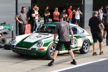 Silverstone Classic 20-22 July 2018At the Home of British Motorsport70 Richard Attwood/Tom Bradshaw, Porsche 911Free for editorial use onlyPhoto credit – JEP