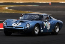 Silverstone Classic 20-22 July 2018At the Home of British Motorsport71 Roger Wills, Bizzarrini 5300 GTFree for editorial use onlyPhoto credit – JEP
