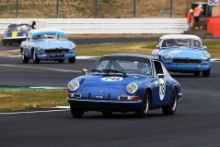 Silverstone Classic 20-22 July 2018At the Home of British Motorsport78 Anthony Galliers-Pratt/Ben Cussons, Porsche 911Free for editorial use onlyPhoto credit – JEP