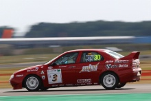 Silverstone Classic 20-22 July 2018At the Home of British Motorsport30 Gary Pearson/John Pearson, Alfa Romeo 156SPFree for editorial use onlyPhoto credit – JEP