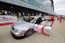 Silverstone Classic 20-22 July 2018At the Home of British Motorsport36 Keith Butcher, Audi A4Free for editorial use onlyPhoto credit – JEP