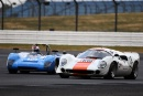 Silverstone Classic 20-22 July 2018At the Home of British Motorsport108 Nick Sleep/Alex Montgomery, Lola T70 Mk3Free for editorial use onlyPhoto credit – JEP