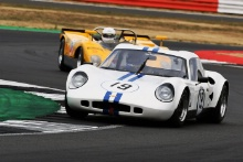 Silverstone Classic 20-22 July 2018At the Home of British Motorsport19 Andrew Owen/Mark Owen, Chevron B8Free for editorial use onlyPhoto credit – JEP