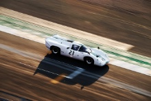 Silverstone Classic 20-22 July 2018At the Home of British Motorsport23 Gary Pearson/John Pearson, Lola T70 Mk3BFree for editorial use onlyPhoto credit – JEP