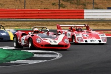Silverstone Classic 20-22 July 2018At the Home of British Motorsport26 Marc Devis, Chevron B19Free for editorial use onlyPhoto credit – JEP