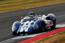 Silverstone Classic 20-22 July 2018At the Home of British Motorsport29 Keith Ahlers/James Billy Bellinger, Cooper Monaco King CobraFree for editorial use onlyPhoto credit – JEP
