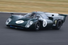 Silverstone Classic 20-22 July 2018At the Home of British Motorsport3 Jason Wright, Lola T70 Mk3BFree for editorial use onlyPhoto credit – JEP
