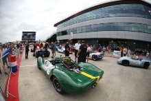 Silverstone Classic 20-22 July 2018At the Home of British Motorsport42 Gavan Kershaw, Lotus 30Free for editorial use onlyPhoto credit – JEP