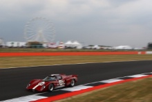 Silverstone Classic 20-22 July 2018At the Home of British Motorsport72 Jamie Boot, Chevron B16Free for editorial use onlyPhoto credit – JEP