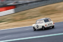 Silverstone Classic 20-22 July 2018At the Home of British Motorsport44 Joe Ferguson/Tom Bell, Austin Mini Cooper SFree for editorial use onlyPhoto credit – JEP