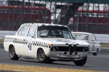 Silverstone Classic 20-22 July 2018At the Home of British Motorsport48 Peter James/Amanda Stretton, BMW 1800 TiFree for editorial use onlyPhoto credit – JEP
