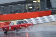 Silverstone Classic 20-22 July 2018At the Home of British Motorsport6 Henry Mann/John Young, Ford MustangFree for editorial use onlyPhoto credit – JEP