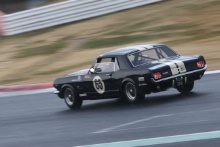 Silverstone Classic 20-22 July 2018At the Home of British Motorsport65 Nicholas Ruddell, Ford MustangFree for editorial use onlyPhoto credit – JEP