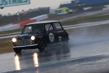 Silverstone Classic 20-22 July 2018At the Home of British Motorsport77 Mark Burnett/Scott Kendall, Austin Mini Cooper SFree for editorial use onlyPhoto credit – JEP