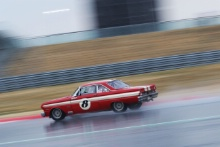 Silverstone Classic 20-22 July 2018At the Home of British Motorsport8 Trevor Buckley/Rob Huff, Ford FalconFree for editorial use onlyPhoto credit – JEP