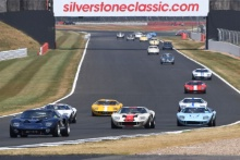 Silverstone Classic 20-22 July 2018At the Home of British MotorsportGT40Free for editorial use onlyPhoto credit – JEP