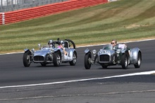 Silverstone Classic 20-22 July 2018At the Home of British MotorsportLotus Free for editorial use onlyPhoto credit – JEP