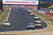 Silverstone Classic 20-22 July 2018At the Home of British MotorsportMG Free for editorial use onlyPhoto credit – JEP