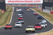Silverstone Classic 20-22 July 2018At the Home of British MotorsportParades Free for editorial use onlyPhoto credit – JEP