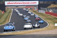 Silverstone Classic 20-22 July 2018At the Home of British MotorsportPorsche Free for editorial use onlyPhoto credit – JEP