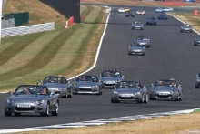 Silverstone Classic 20-22 July 2018At the Home of British MotorsportHonda S2000Free for editorial use onlyPhoto credit – JEP