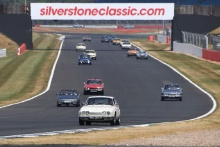 Silverstone Classic 20-22 July 2018At the Home of British MotorsportReliant Free for editorial use onlyPhoto credit – JEP