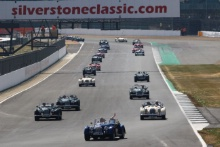 Silverstone Classic 20-22 July 2018At the Home of British MotorsportxxxxxxxxxxxxxxxxxxxxxxxFree for editorial use onlyPhoto credit – JEP