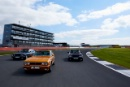 Silverstone Classic (27-29 July 2019) Preview Day,10th April 2019, At the Home of British Motorsport.Middlebridge Scimitar anniversary trackingFree for editorial use only. Photo credit - JEP