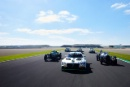 Silverstone Classic (27-29 July 2019) Preview Day,10th April 2019, At the Home of British Motorsport.Bentley Centenary TrackingFree for editorial use only. Photo credit - JEP