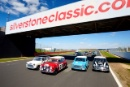Silverstone Classic (27-29 July 2019) Preview Day,10th April 2019, At the Home of British Motorsport.Mini 60th Anniversary TrackingFree for editorial use only. Photo credit - JEP
