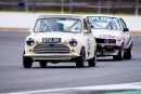 Silverstone Classic (27-29 July 2019) Preview Day,10th April 2019, At the Home of British Motorsport.MiniFree for editorial use only. Photo credit - JEP