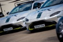Silverstone Classic (27-29 July 2019) Preview Day,10th April 2019, At the Home of British Motorsport.Aston MartinFree for editorial use only. Photo credit - JEP