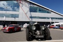 Silverstone Classic (27-29 July 2019) Preview Day,10th April 2019, At the Home of British Motorsport.Bentley Free for editorial use only. Photo credit - JEP