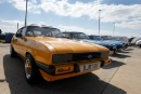Silverstone Classic (27-29 July 2019) Preview Day,10th April 2019, At the Home of British Motorsport.Ford Capri Free for editorial use only. Photo credit - JEP