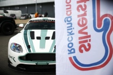 Silverstone Classic (27-29 July 2019) Preview Day,10th April 2019, At the Home of British Motorsport.Aston Martin Free for editorial use only. Photo credit - JEP