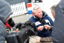 Silverstone Classic (27-29 July 2019) Preview Day,10th April 2019, At the Home of British Motorsport.Nick Wigley Free for editorial use only. Photo credit - JEP