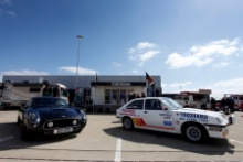 Silverstone Classic (27-29 July 2019) Preview Day,10th April 2019, At the Home of British Motorsport.Yokohama Tyres Free for editorial use only. Photo credit - JEP