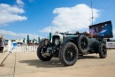 Silverstone Classic (27-29 July 2019) Preview Day,10th April 2019, At the Home of British Motorsport.BentleyFree for editorial use only. Photo credit - JEP