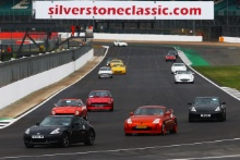 Silverstone Classic 2019Nissan ParadeAt the Home of British Motorsport. 26-28 July 2019Free for editorial use only Photo credit – JEP